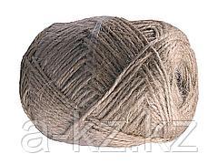 Шпагат джутовый ЗУБР 50121-100, 3-ниточный, 1,8 мм х 100 м, 1,6 ктекс