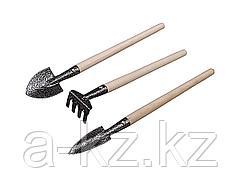 Набор садовых инструментов ЗУБР 4-39690-H3, для комнатных растений, 3 предмета