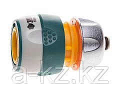 Соединитель RACO Profi-Plus (шланг-насадка) пластиковый с автостопом, 1/2, 4247-55094B