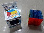 Полупрофессиональный Кубик Рубика 3x3x3 из цветного пластика, фото 2