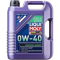 Моторное масло Liqui Moly synthoil energy 0W40 5L