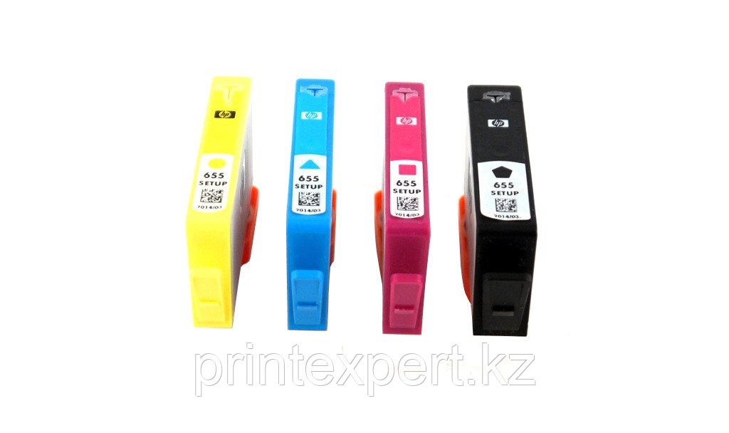 Картридж HP CZ111AE Magenta №655, for DJ 3525/4615/4625/5525/6525 up to 600 pages JET TEK