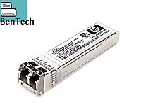 Трансивер HP 8 Гб Shortwave B-series Fibre Channel 1 Pack SFP+