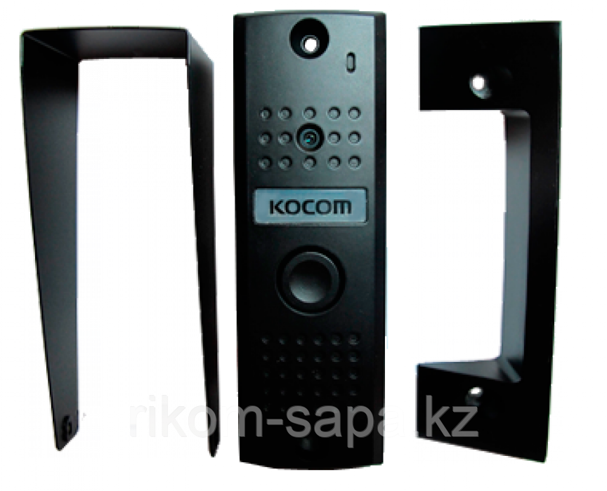 Вызывная панель KOCOM KC-MC20(B)