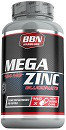 Цинк Best Body Nutrition - Mega Zinc Gluconate, 150 капсул