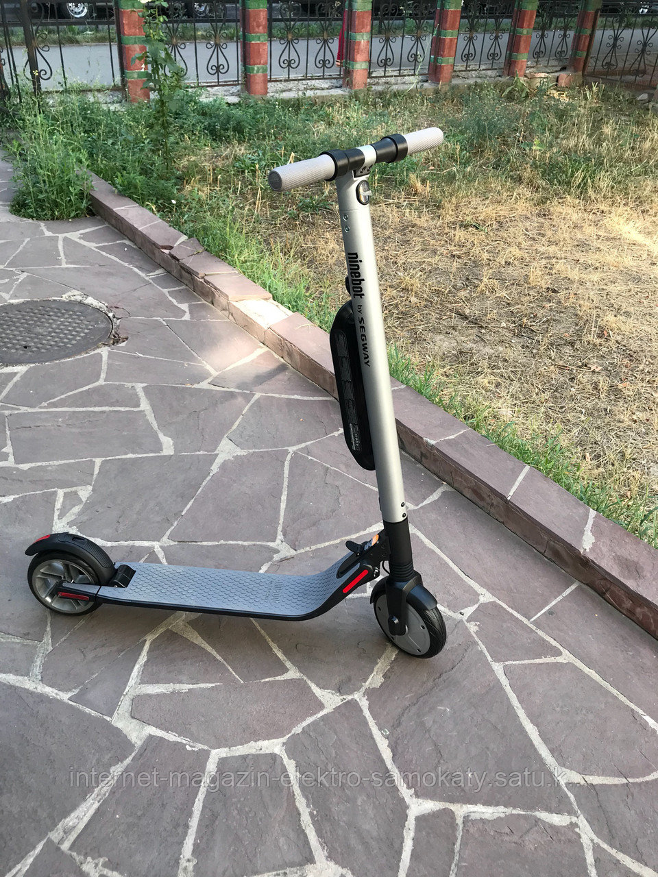 Электросамокат Ninebot by Segway KickScooter ES4+ RED