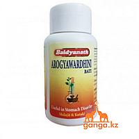Арогьявардхини бати при заболеваниях печени (Arogyawardhini Bati BAIDYANATH), 80 таб.