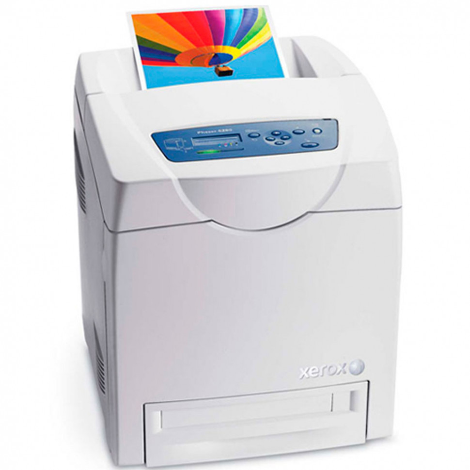 ПРИНТЕР XEROX PRINTER COLOR 6280N