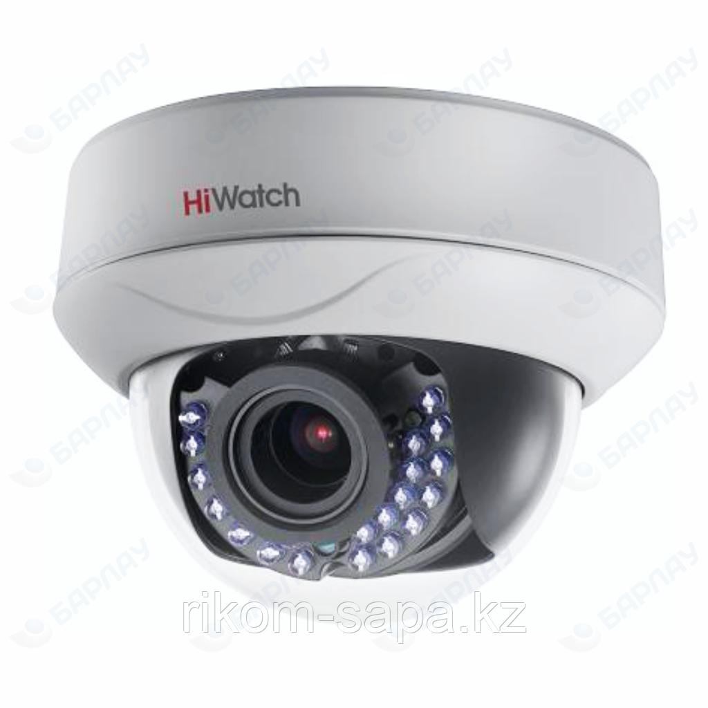 HD-TVI видеокамера HiWatch DS-T207P