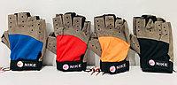 Спортивные перчатки-митёнки Nike
