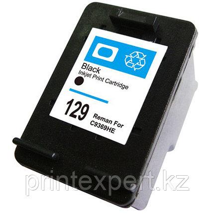 Картридж HP C9364HE Black Inkjet Print Cartridge №129, 11ml, , фото 2