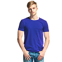 Мужская футболка-стрейч
