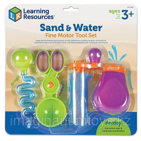 Развивающий набор «Вода и Песок» Learning Resources