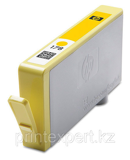 Картридж HP CB320 Yellow №178, 4ml