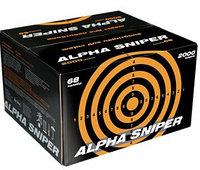 Копия Шары пейнтбольные Alpha Sniper 50 cal