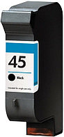 Картридж HP 51645AE Large Black Inkjet Print Cartridge №45, 42ml, for  DJ8xx/11xx/16xx OEM