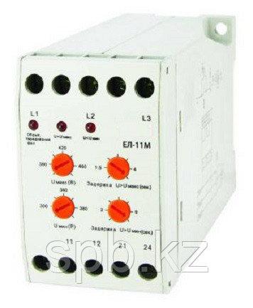 Реле контроля фаз ЕЛ-11М