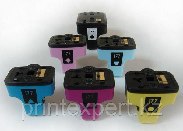 Картридж HP C8775HE Light Magenta Ink Cartridge №177, 5.5ml, , фото 2