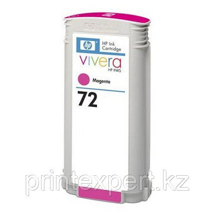 Картридж HP C9372A Magenta №72, for DJ T610/T1100 130ml JET TEK, фото 2