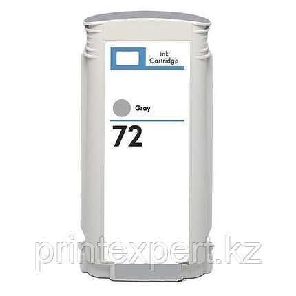 Картридж HP C9374A Gray №72, for DJ T610/T1100 130ml JET TEK, фото 2