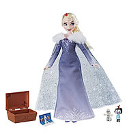 """Кукла """"Холодное сердце"""" - Эльза-хранительница традиций"""