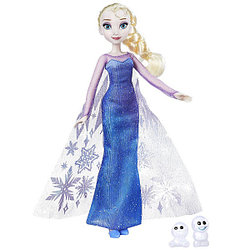 Hasbro Disney Princess Кукла Холодное Сердце Северное сияние, кукла Эльза