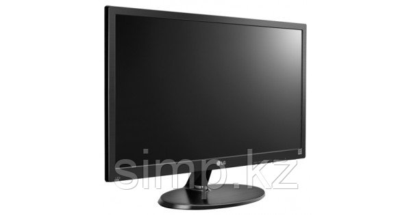 "Монитор 18.5"" LG 19M38A-B, Black, 1366x768 LED, 5 ms, 16:9, 200 cd/m2, 90°/65°, 5M(600:1), VESA 75"