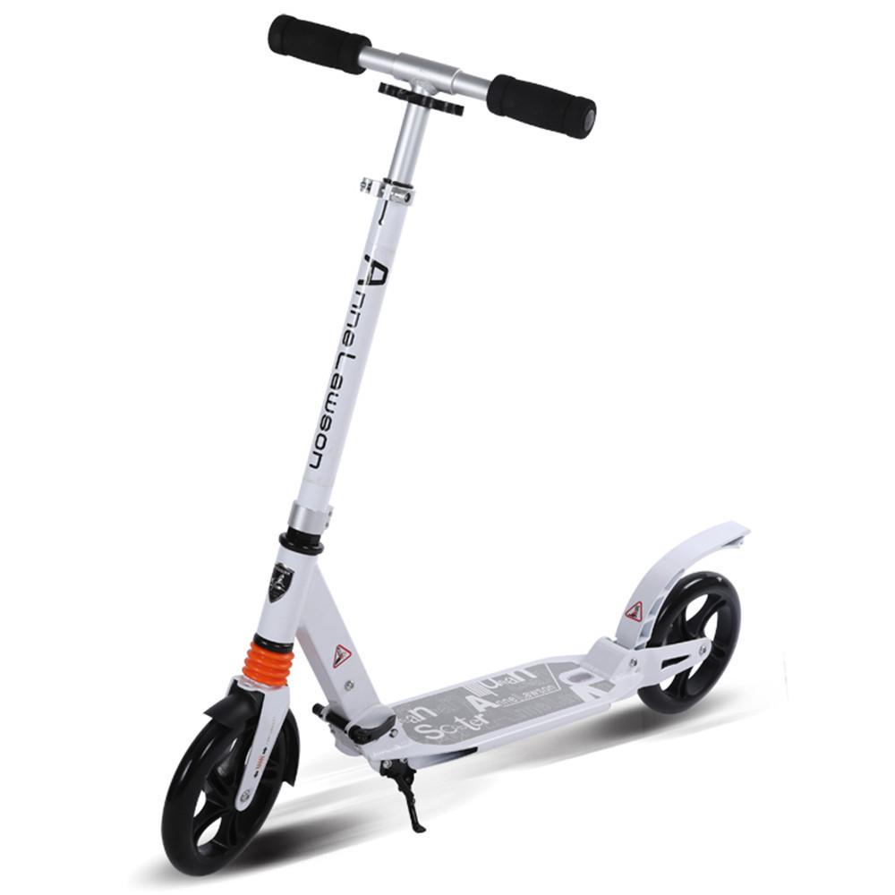 Самокат городской Urban Scooter 200, белый
