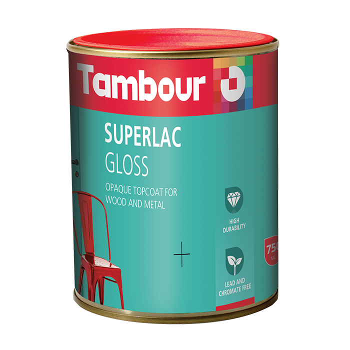 Эмаль Superlack Plus Gloss 4,5 литра