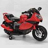 Электромотоцикл спортивный BAW 600, красный, фото 2