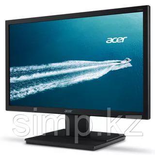 Монитор 19.5'' Acer K202HQLAb, TN, 1366x768 Black ,5ms, 200 cd/m², 100M:1, 90°/65° D-Sub (VGA)