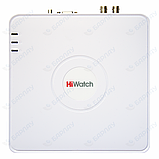 Гибридный HD-TVI видеорегистратор HiWatch DS-H208Q, фото 2