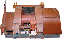 Тормозная система лебедки А50М.02.03.000, фото 1