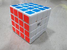 Кубик Рубика 4x4x4 Qiyi Cube в белом пластике