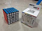 Кубик Рубика 6 на 6 Moyu в черном пластике, фото 6