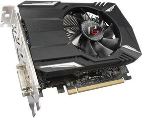 ASRock Видеокарта PHANTOM GAMING RADEON RX550 2Gb GDDR5
