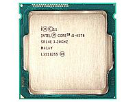Intel 1150 Core i5-4570  Core/Threads 4/4, Cache 6M, Frequency 3.20/3.60 GHz