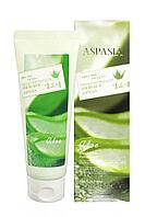 ASPASIA NATURAL CLEAN PEELING GEL ALOE - Пилинг гель с алоэ