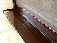 Отливы металлические коричневые, фото 1
