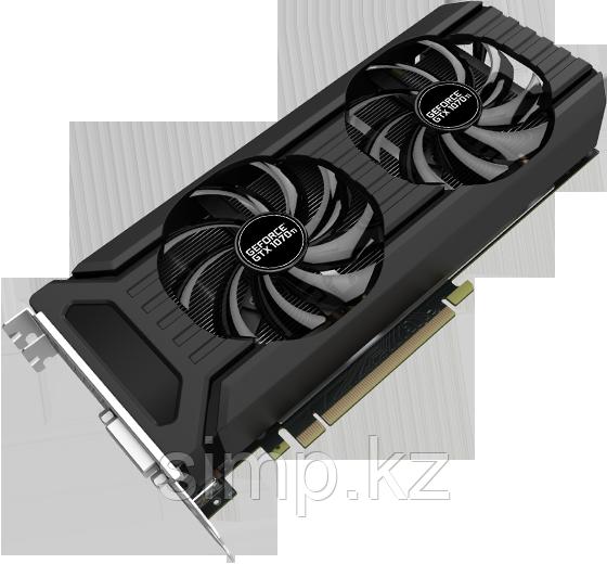 Видеокарта NVIDIA GeForce® GTX 1070 Ti Dual