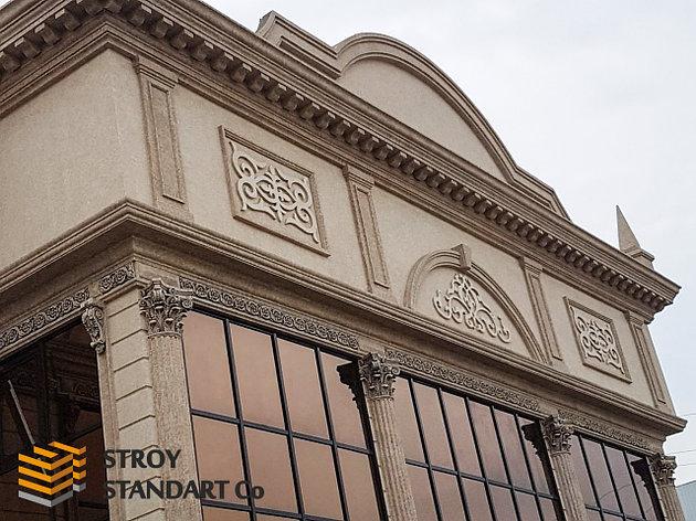 Декор панели для фасадов, фото 2
