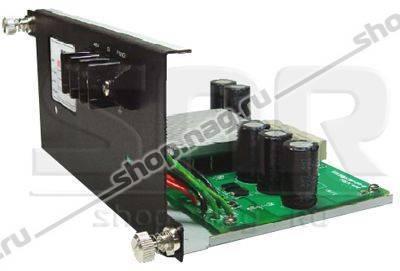 Модульный блок питания постоянного тока 48В для медиаконвертерного шасси SNR-CVT-CHASSIS-10G