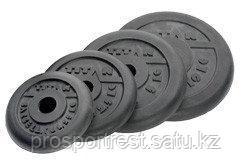 Диски профессиональные обрезиненные d=51 мм (10кг)