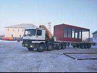 Доставка контейнеров 40 футов