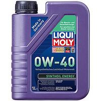 Моторное масло Liqui Moly Synthoil Energy 0W-40 1L