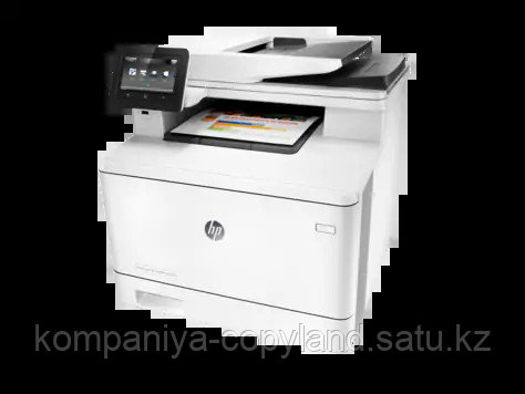 HP CF378A HP Color LaserJet MFP M477fdn Printer (A4)