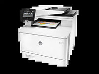 HP CF378A HP Color LaserJet MFP M477fdn Printer (A4), фото 1