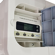 Напольно-потолочные фанкойлы MDV: MDKH4-450 (3.97/8.85 кВт) пульт в комплекте, фото 3