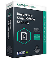 Kaspersky Small Office Security Базовая (Base) 1 год