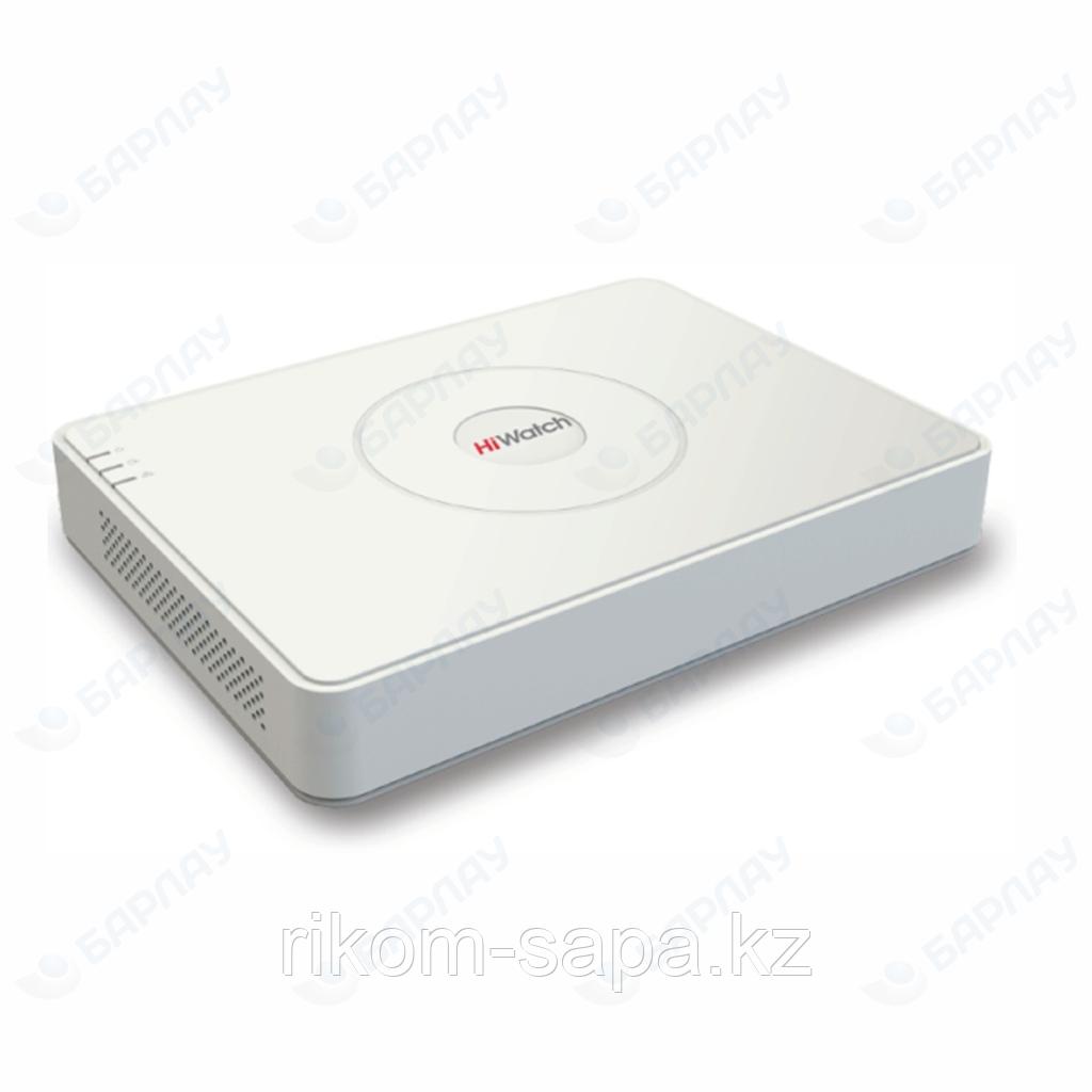 Гибридный HD-TVI видеорегистратор HiWatch DS-H116Q